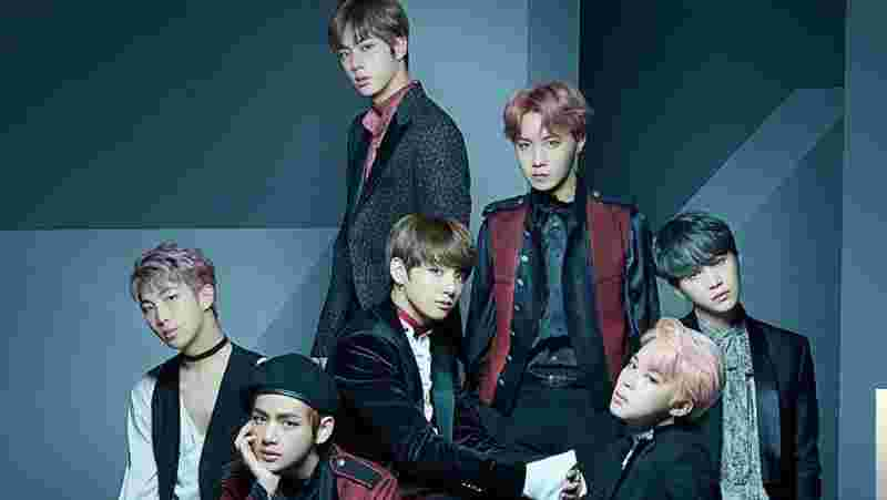 BTS (2018) albüm kapak resmi