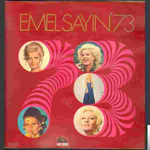 Emel Sayın'73 (1973) albüm kapak resmi