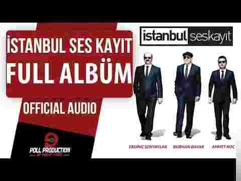 İstanbul Ses Kayıt (2016) albüm kapak resmi