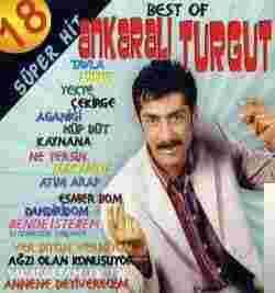 Best Of Ankaralı Turgut albüm kapak resmi
