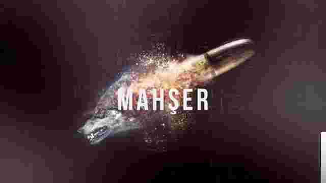 Mahşer (2018) albüm kapak resmi