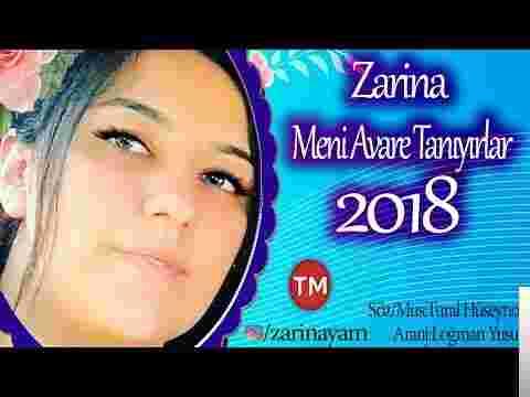 Meni Avare Taniyirlar (2018) albüm kapak resmi