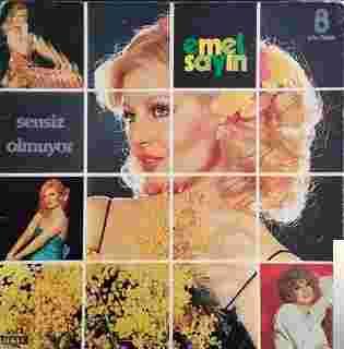 Sensiz Olmuyor (1978) albüm kapak resmi