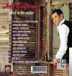 Arif'çe Bir Şeyler (2012) albüm kapak resmi
