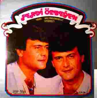 Sizin Seçtiklerinizle (1984) albüm kapak resmi
