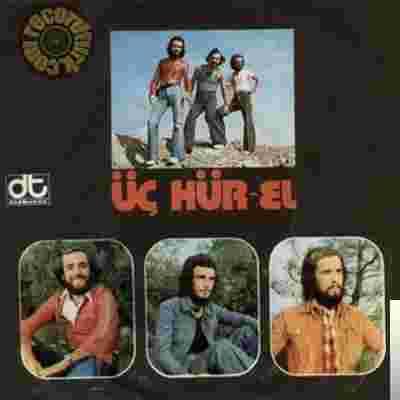 45'likler (1970) albüm kapak resmi