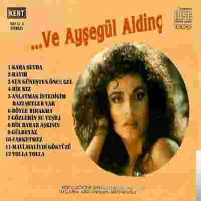 Ve Ayşegül Aldinç (1988) albüm kapak resmi