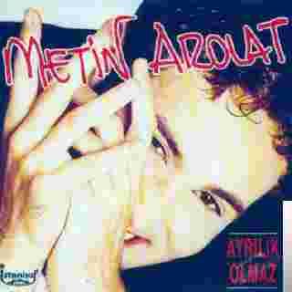 Ayrılık Olmaz (1995) albüm kapak resmi