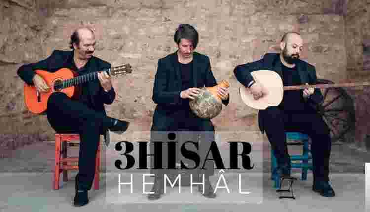 Hemhal (2018) albüm kapak resmi