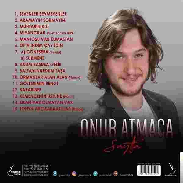 Onur Atmaca (2018) albüm kapak resmi