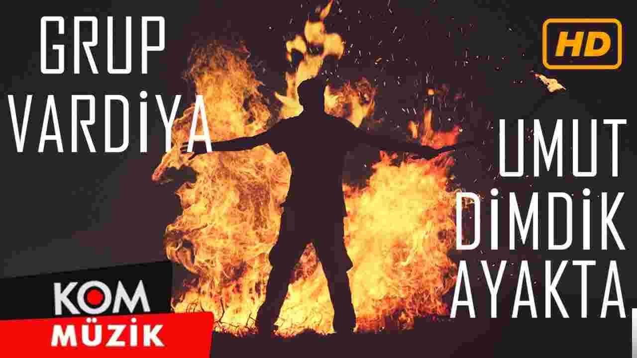Umut Dimdik Ayakta (2018) albüm kapak resmi