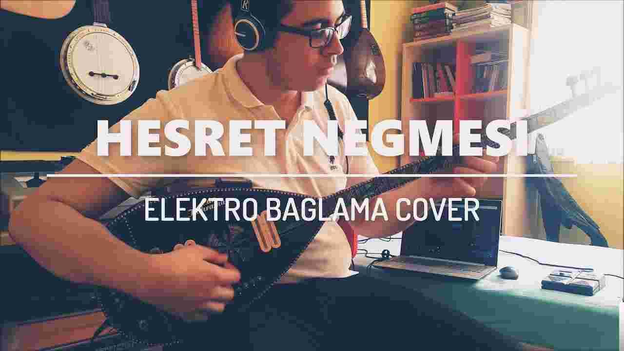 Elektro Bağlama Coverler albüm kapak resmi
