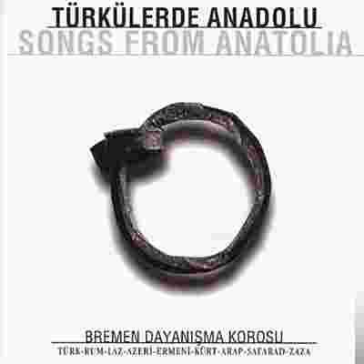 Türkülerde Anadolu (2010) albüm kapak resmi