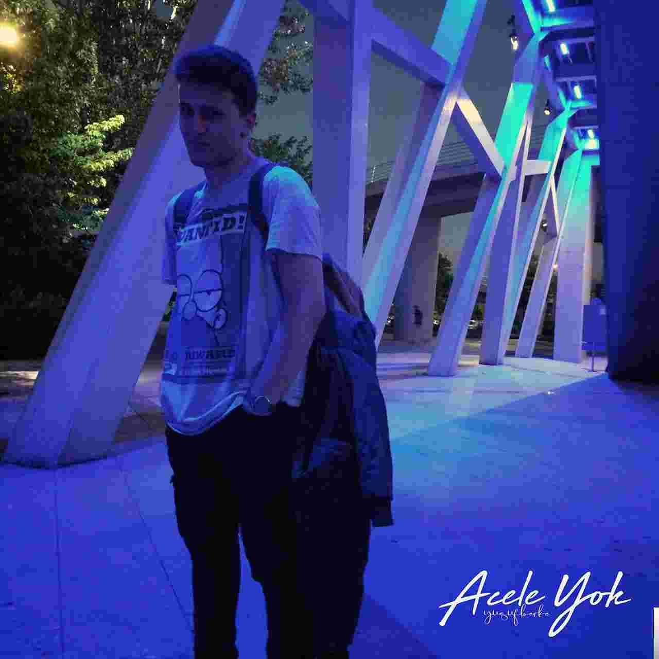 Acele Yok (2018) albüm kapak resmi