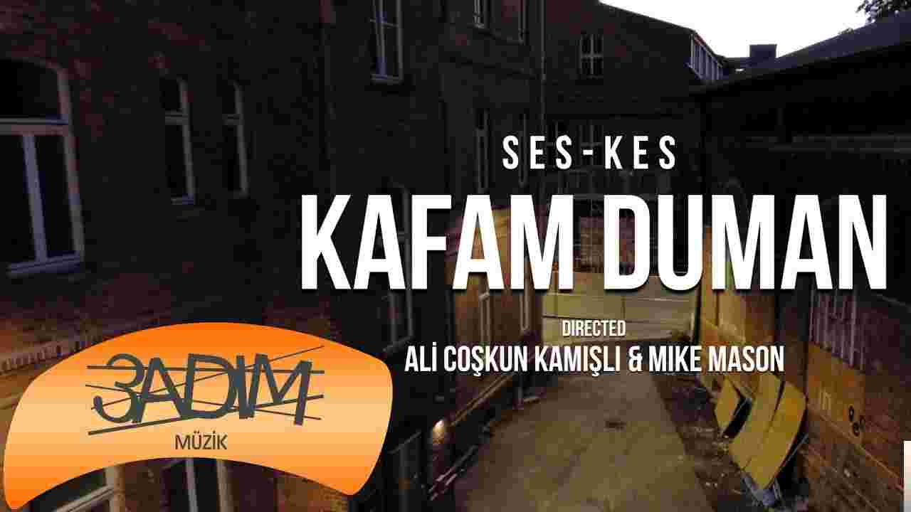 Kafam Duman (2018) albüm kapak resmi