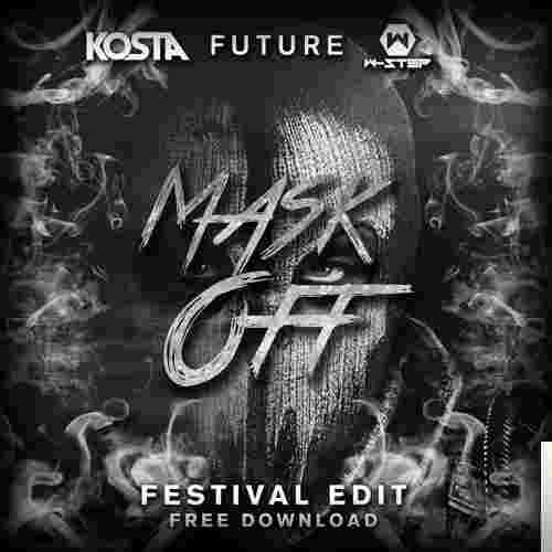 Mask Off (2018) albüm kapak resmi
