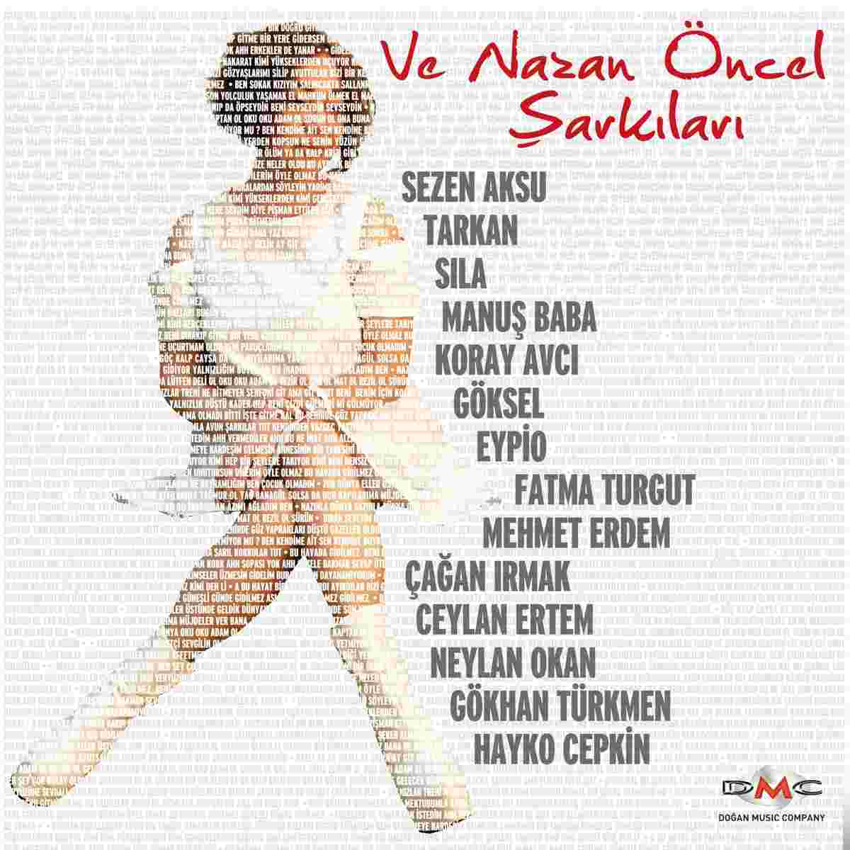 Ve Nazan Öncel Şarkıları (2018) albüm kapak resmi