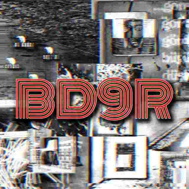 BD9R (2018) albüm kapak resmi