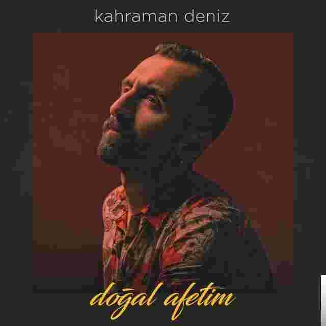 Doğal Afetim (2018) albüm kapak resmi