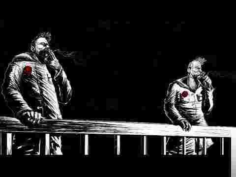Kırmızı Çiçeklinin Öyküsü (2018) albüm kapak resmi