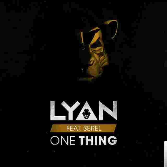One Thing (2018) albüm kapak resmi