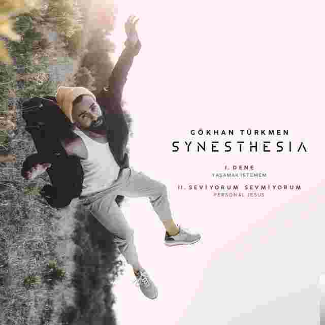 Synesthesia (2018) albüm kapak resmi