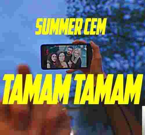 Tamam Tamam (2018) albüm kapak resmi
