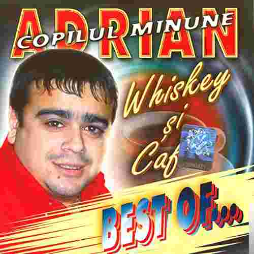 Adrian Minune Best Of albüm kapak resmi