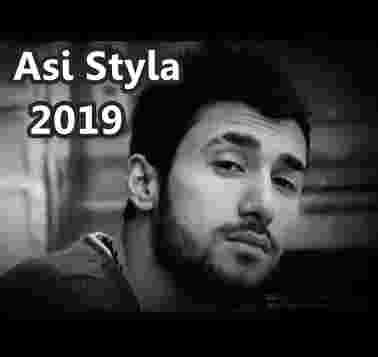 Asi Styla (2019) albüm kapak resmi