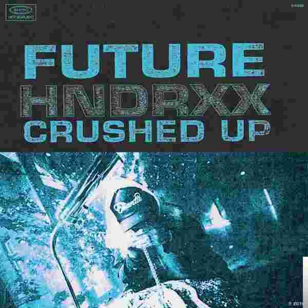 Crushed Up (2019) albüm kapak resmi