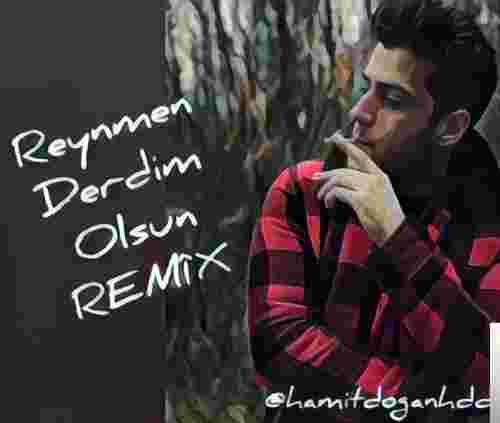 Derdim Olsun (2019) albüm kapak resmi