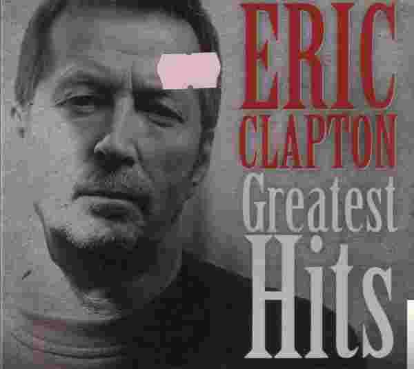 Eric Clapton Greatest Hits albüm kapak resmi