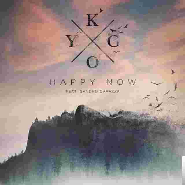 Happy Now (2019) albüm kapak resmi