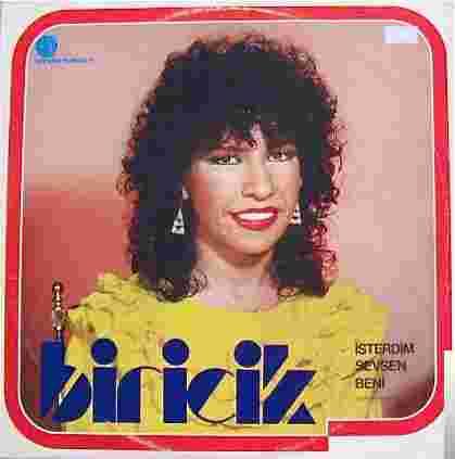 İsterdim Sevsen Beni (1983) albüm kapak resmi