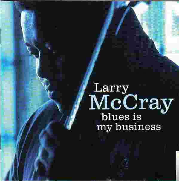Larry McCray Best Song albüm kapak resmi