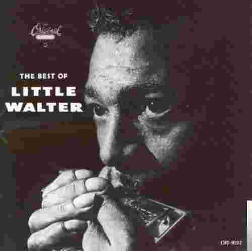 Little Walter Best Of albüm kapak resmi