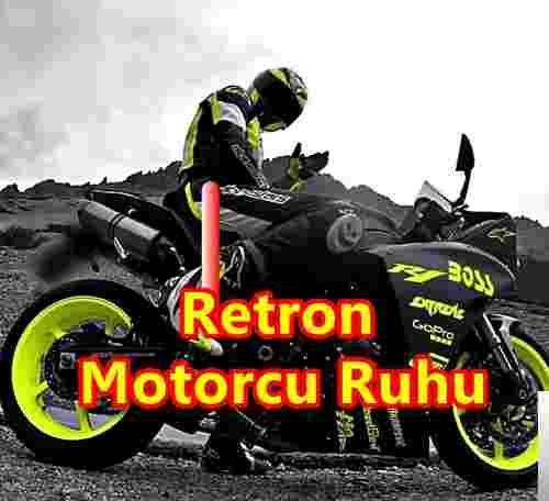 Motorcu Ruhu (2019) albüm kapak resmi