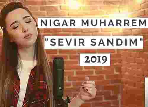Sevir Sandım (2019) albüm kapak resmi