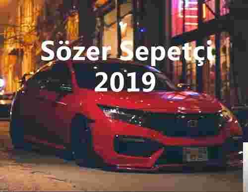 Sözer Sepetçi (2019) albüm kapak resmi