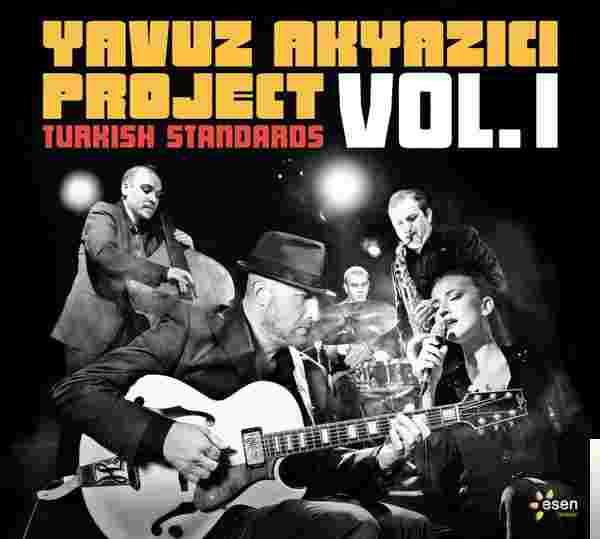 Yavuz Akyazıcı Project (2019) albüm kapak resmi
