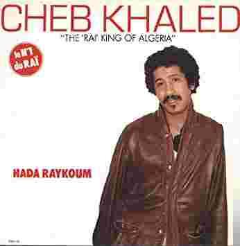 Cheb Khaled Best Song albüm kapak resmi