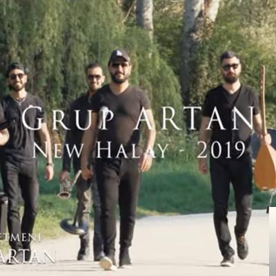 Halay (2019) albüm kapak resmi