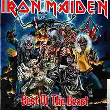 Iron Maiden The Best albüm kapak resmi