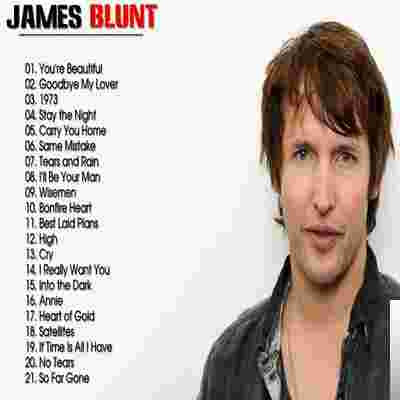 James Blunt The Best Song albüm kapak resmi