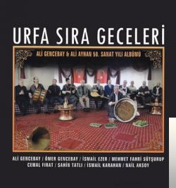 Urfa Sıra Geceleri (2019) albüm kapak resmi