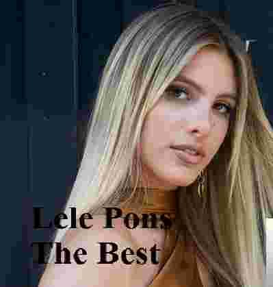 Lele Pons The Best albüm kapak resmi