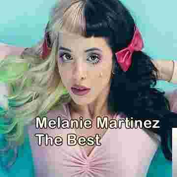 Melanie Martinez The Best albüm kapak resmi