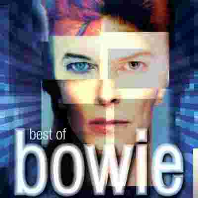 David Bowie The Best albüm kapak resmi
