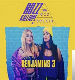 Benjamins 3 (2019) albüm kapak resmi
