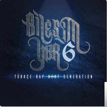 Bileşim Yer 6 (2019) albüm kapak resmi
